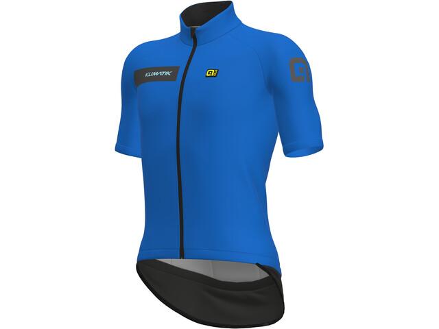 Alé Cycling Klimatik K-Atmo WR Miehet Pyöräilypaita lyhythihainen , sininen